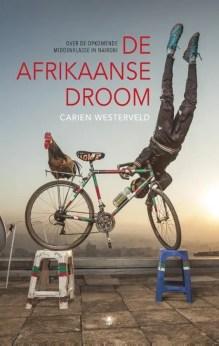 Omslag De Afrikaanse droom - Carien Westerveld