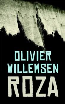 Omslag Roza - Olivier Willemsen