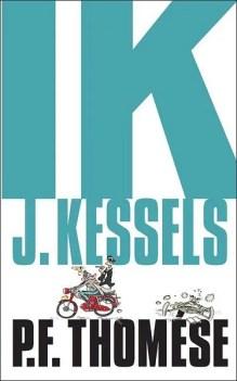 Omslag Ik, J. Kessels - P.F. Thomése