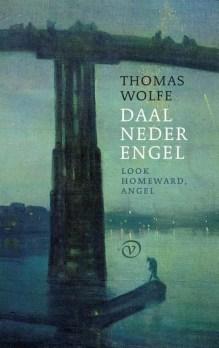 Omslag Daal neder, engel - Thomas Wolfe