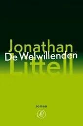 Omslag De welwillenden - Jonathan Littell