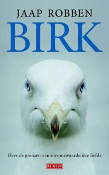 Omslag Birk - Jaap Robben