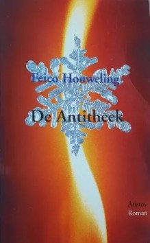 Omslag De Antitheek - Feico Houweling