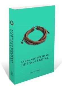 Omslag Het wolfgetal - Laura van der Haar