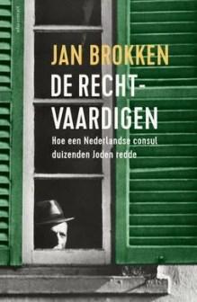Omslag De rechtvaardigen - Jan Brokken