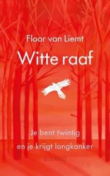 Omslag Witte raaf - Floor van Liemt