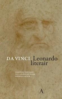 Omslag Leonardo literair - Leonardo da Vinci
