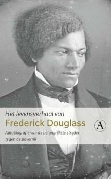 Omslag Het levensverhaal van Frederick Douglass - Frederick Douglass