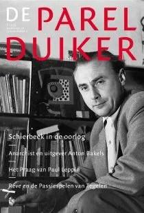 Omslag Parelduiker 2019/2 - redactie: Hein Aalders, Marco Daane, Marco Entrop e.a.