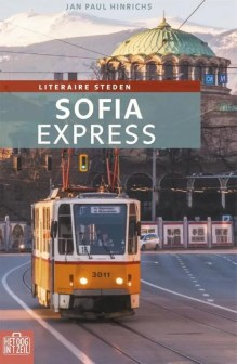 Omslag Sofia Express - Jan Paul Hinrichs