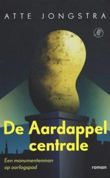 Omslag De Aardappelcentrale - Atte Jongstra