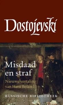 Omslag Misdaad en straf - Fjodor Dostojevski