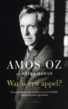Omslag Wat is een appel? - Amos Oz, co-auteur Shira Hadad