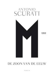 Omslag M. - Antonio Scurati