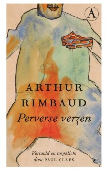 Omslag Perverse verzen - Arthur Rimbaud