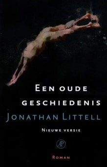 Omslag Een oude geschiedenis - Jonathan Littell
