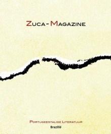 Omslag Zuca-Magazine - Onder redactie van Harrie Lemmens, Ana Carvalho, Marilyn Suy