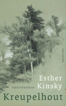 Omslag Kreupelhout - Esther Kinsky