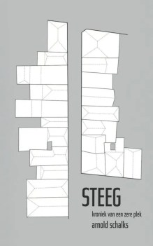 Omslag Steeg - Arnold Schalks