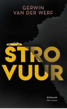 Omslag Strovuur - Gerwin van der Werf
