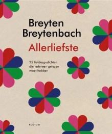 Omslag Allerliefste - Breyten Breytenbach