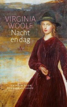 Omslag Nacht en dag - Virginia Woolf