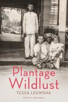 Omslag Plantage Wildlust - Tessa Leuwsha