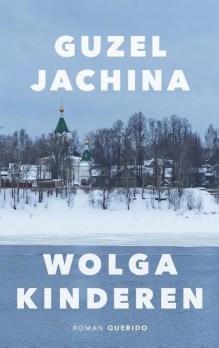 Omslag Wolgakinderen - Guzel Jachina