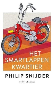 Omslag Het smartlappenkwartier - Philip Snijder