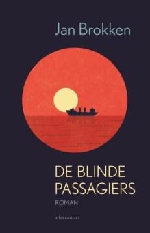 Omslag De blinde passagiers - Jan Brokken