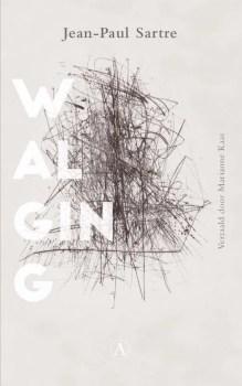 Omslag Walging - Jean-Paul Sartre
