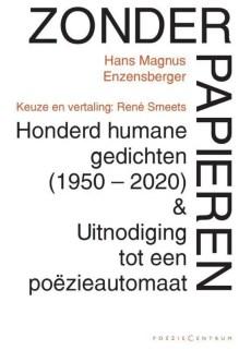 Omslag Zonder papieren - Hans Magnus Enzensberger