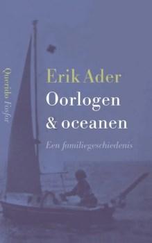 Omslag Oorlogen & oceanen - Erik Ader