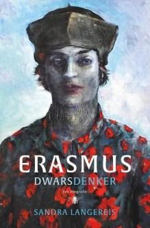 Omslag Erasmus - Sandra Langereis