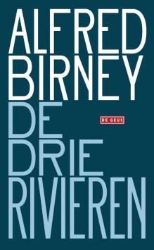 Omslag De drie rivieren - Alfred Birney