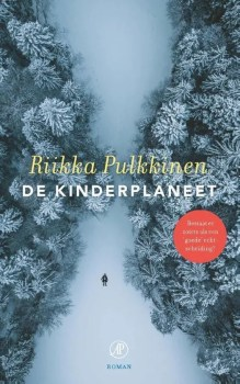 Omslag De kinderplaneet - Riika Pulkkinen