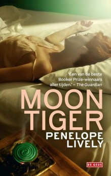 Omslag Moon tiger - Penelope Lively