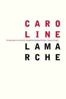 Omslag Het geheugen van de lucht - Caroline Lamarche