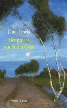 Omslag Het proces van Sören Qvist - Janet Lewis