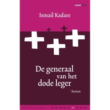 Omslag De generaal van het dode leger  - Ismail Kadare