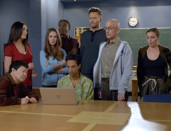 Community #sixseasonsandamovie