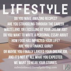 lifestyle submit