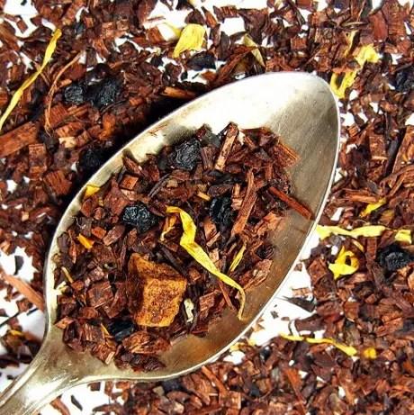 Plum Deluxe Self Care Blend Herbal Tea
