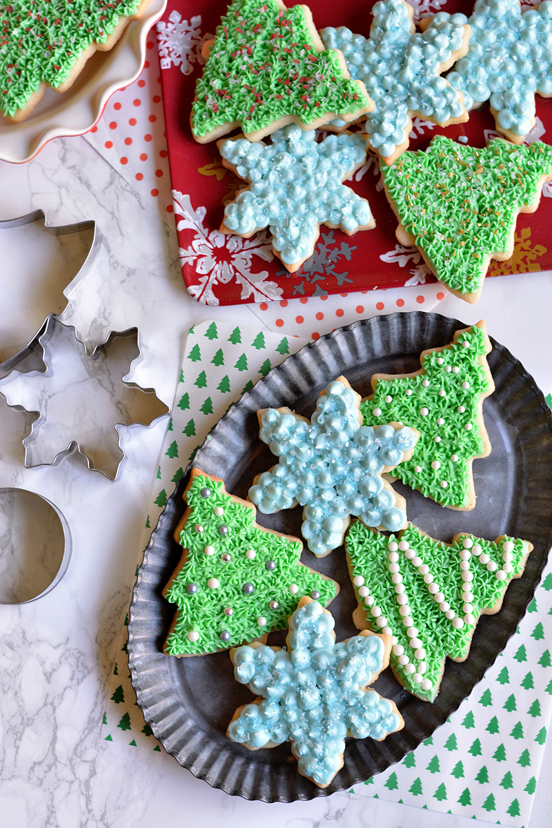 Literally The Best Cut Out Sugar Cookie Recipe