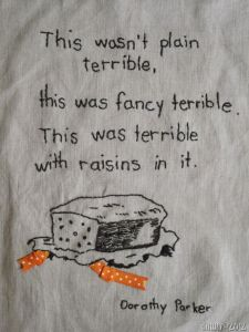 Dorothy Parker quote Pinterest