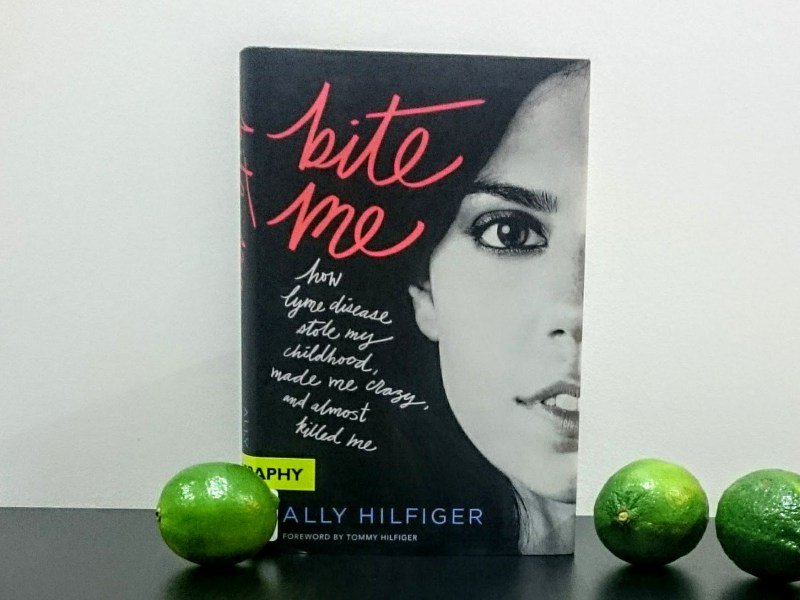Why You Need to Read Ally Hilfiger's Memoir on Lyme Disease.