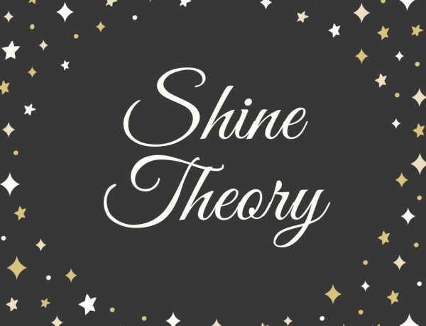 Shine Theory: I don't shine if you don't shine