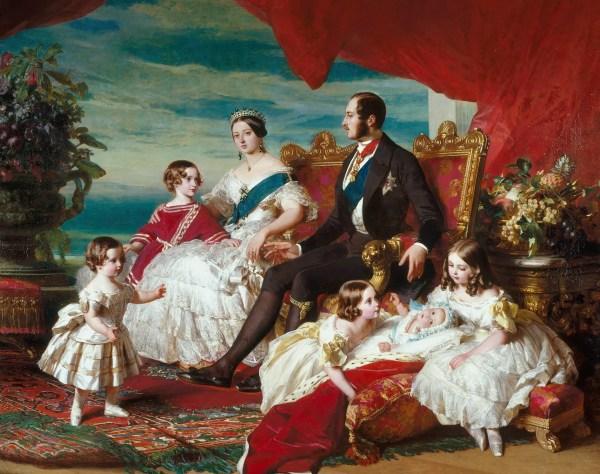 Family of Queen Victoria Franz Xaver Winterhalter