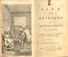 Tristam Shandy, The Life and Opinions of Tristram Shandy, Gentleman
