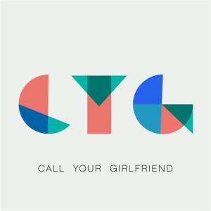 Call Your Girlfriend Podcast logo